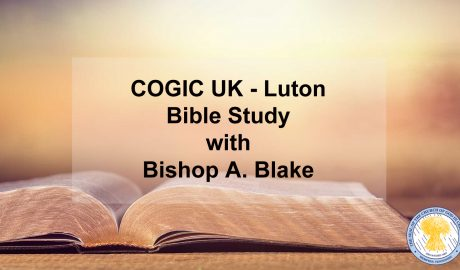 COGIC UK Video