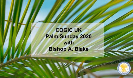 COGIC UK Video