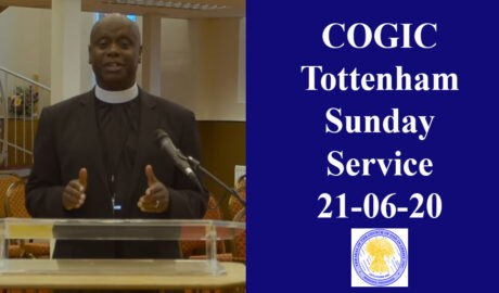 COGIC UK Tottenham Assembly