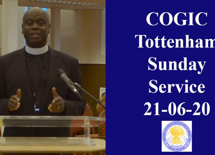 COGIC UK Tottenham Assembly